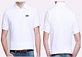 Green Bay Packers Players Performance Polo Shirt-White